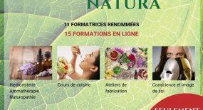 Expérience Natura – 15 formations en ligne
