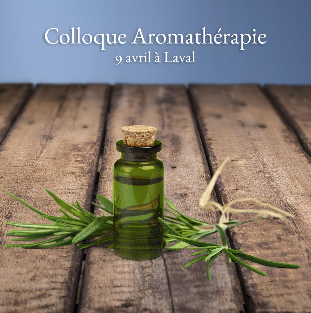 Colloque Aromathérapie